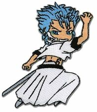 *NEW* PATCH BLEACH GRIMMJOW NUMBER 6 hot anime iron on