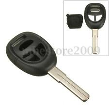 3 Buttons Remote Key Fob Case Shell & Blank Blade For SAAB 9-3 9-5 93 95