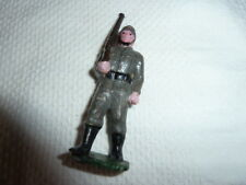 Unknown composition 54mm Japanese Infantry Man WW ll