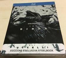 The Birds Hitchcock Steelbook - OVP - Mint - DE Audio
