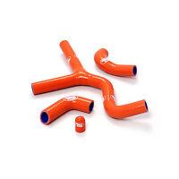 RR Thermostat Bypass 09-18 5 Piece Samco Sport Hose Kit RF Aprilia RSV 4