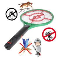 Wiederaufladbar Elektrische Fliegenklatsche Insektenvernichter Insektenfalle HOT