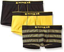 Papi Cotton Stretch Brazilian Trunk Combo 3-Pack - 980503