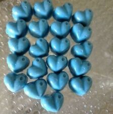 20 Wax Melts Chunky Hearts! Super Scented! U Choose Scents!
