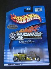 2002 Hot Wheels JAPAN Official FAN Club Exclusive T-Bucket Mooneyes