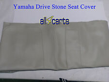 SET OF Yamaha Drive Golf Cart Seat Covers | Stone | 2007 up | G29 | YDR