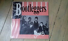 LP THE BOOTLEGGERS - SERIE B / excellent état