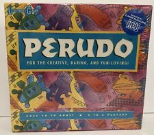 New Sealed Perudo: South American Liar's Dice Game 1994 University Games Dudo