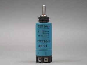 Micro Switch 26ET26-S