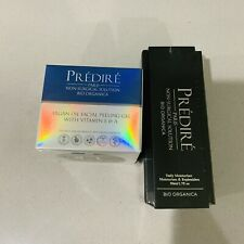 Predire Parus Argan Oil Facial Peeling And Day Cream New