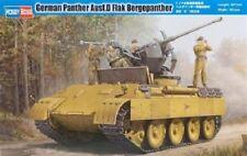 Hobbyboss 82492 1:35th escala alemán Panther Ausf D Flak Bergepanther