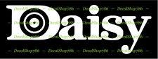 Daisy Airguns/Rifles - Outdoor Sports/Hunting- Vinyl Die-Cut Peel N' Stick Decal