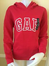 GAP Women's 2XL Arch Logo Hoodie Sweatshirt Size XXL Pullover Outerwear Top NWT