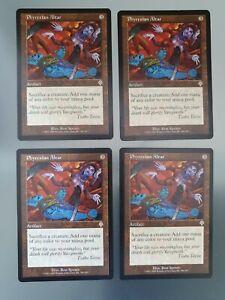 MTG - Phyrexian Altar X 4 - Invasion