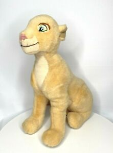 "Applause Disney Lion King Adult Nala 15"" Plush Vintage 1994 Stuffed Animal"