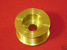 """Alternator 7 Groove Belt  Pulley 0.67"""" / 17mm ID, 2.65"""" / 67.3mm OD Fits Ford"""