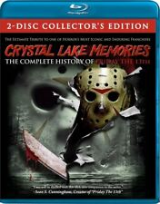 Crystal Lake Memories: Complete History of Friday [New Blu-ray]