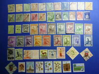 LOT 6157 TIMBRES STAMP DIVERS ANGOLA ANNEE 1898/1970
