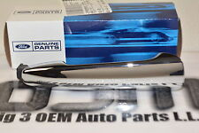 Ford Flex Lincoln MKX Outside Door Handle LH Side Chrome new OEM 8A8Z-7422404-AA
