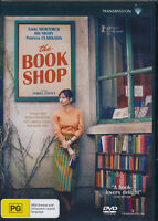 The Bookshop DVD NEW Region 4