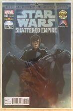 Star Wars Shattered Empire 1 NM Golden Apple Phil Noto Variant