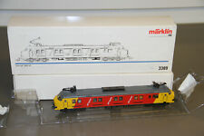 Märklin H0 3389  Serie mp 3000 NS PTT Post Niederlande  OVP/unbespiel /MFX Umbau