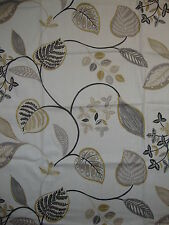 120cm x 89cm HARLEQUIN Samara heavyweight cotton curtain fabric remnant