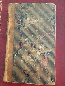 KENILWORTH ROMANZO STORICO DI WALTER SCOTT TOMO IV - V FIRENZE 1828