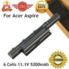 For Acer Aspire V3 V3-471G V3-551G V3-571G V3-771G Laptop Battery AS10D75 US