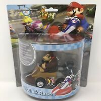 "Super Mario - ""Donkey Kong"" - Pull Back Racer - Mario Kart Wii - New & Sealed"