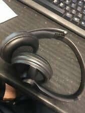 Logitech Volume Control Gaming Work Headset With Mic Noise Cancelling USB