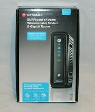 Motorola SBG6580 DOCSIS 3.0 Wireless Cable Modem Router New Open Box
