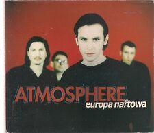 ATMOSPHERE - EUROPA NAFTOWA 1999 ROZYNEK RARE OOP CD POLSKA POLAND POLEN POLONIA