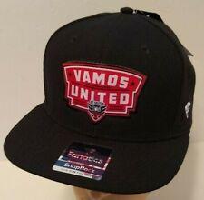 D.C. Vamos UNITED MLS Soccer Hat Ball Cap~Snapback~Fanatics~NWT~US Ships FREE