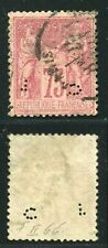 "FRANCE N° 81  ""  TYPE SAGE 75 c ROSE PERFORE  "" OBLITERE TB."