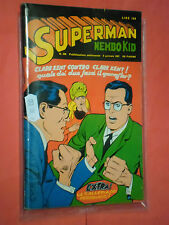 ALBI DEL FALCO NEMBO KID SUPERMAN N°560 MONDADORI-CONTIENE GALLERIA +BATMAN 1966