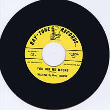 Big Mama Thornton-Vous n'avez Me Wrong-Killer noir femme harpe Blues Poussette