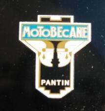 1  AUTOCOLLANT   POTENCE MOBYLETTE  MOTOBECANE