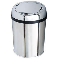 poubelle automatique 3l inox - kitchen move