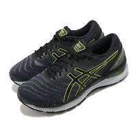 Asics Gel-Nimbus 22 Grey Lime Zest Men Running Shoes Sneakers 1011A680-026