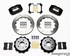 "Wilwood Dynapro Radial Rear Big Brake Kit Fits Nissan 350Z,370Z - 13"" Rotors,"
