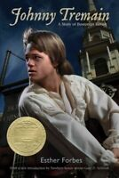 Johnny Tremain, Paperback by Forbes, Esther; Ward, Lynd (ILT), Brand New, Fre...