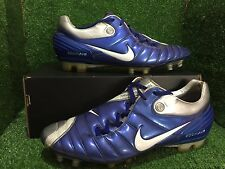 NIKE AIR ZOOM TOTAL 90 T90 VAPOR SUPREMACY FOOTBALL BOOTS CLEATS 11 12 46 RARE
