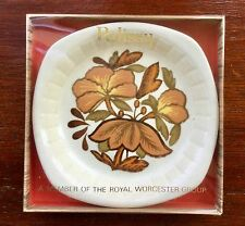Vintage Palissy Royal Worcester Dish Boxed