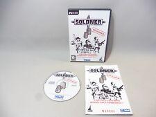 SOLDENER SECRET WARS RELOADED GAME FOR PC CD ROM