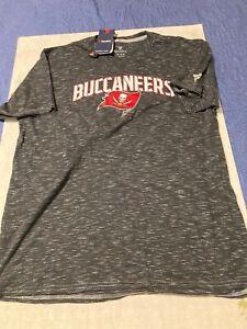 Fanatics Men's NFL Tampa Bay Buccaneers Tom Brady #12 T-Shirt Sz XL Free Ship