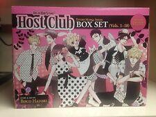 Ouran High School Host Club Manga Box set NIB volumes 1-18 new! Collectible box
