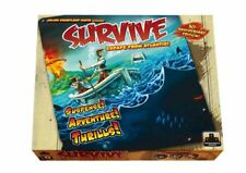 Survive Escape From Atlantis 30TH Anniversary Edition Board Game