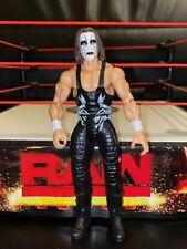WWE WCW STING CLASSIC MATTEL BASIC SERIES 55 WRESTLING ACTION FIGURE NWO