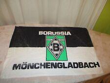 """Borussia Mönchengladbach Originale kleine Fahne/Flagge 70iger Jahre Wappen """"VfL"""""""